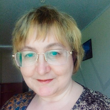 Elena Ivanjushina